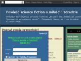 Blog powieść science fiction